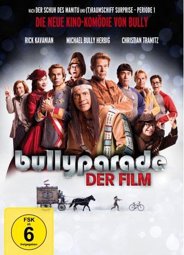 Bullyparade: Der Film (DVD) Min: 100/DD5.1/WS