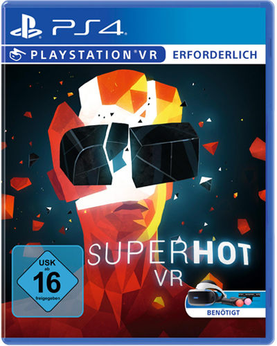 VR Superhot  PS-4