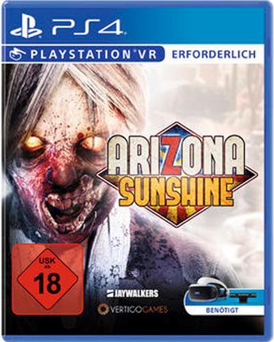 VR Arizona Sunshine  PS-4