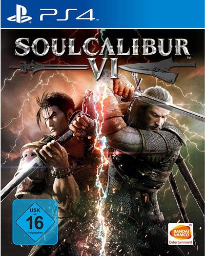 Soul Calibur 6  PS-4