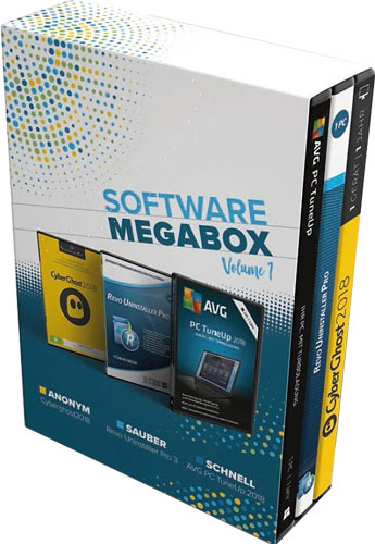 Software Megabox Vol. 1  PC limitiert
