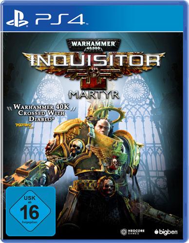 Warhammer Inquisitor Martyr  PS-4 Warhammer 40.000