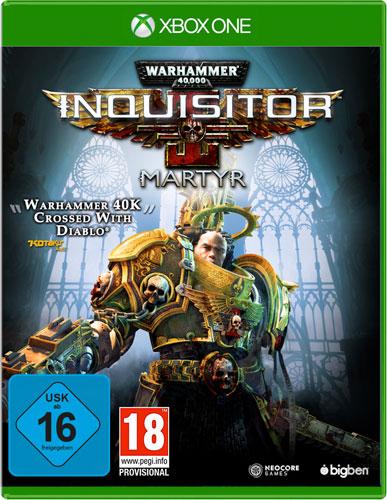 Warhammer Inquisitor Martyr  XB-One Warhammer 40.000