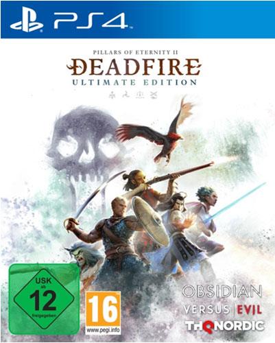 Pillars of Eternity 2 Deadfire  PS-4 Ultimate Edition