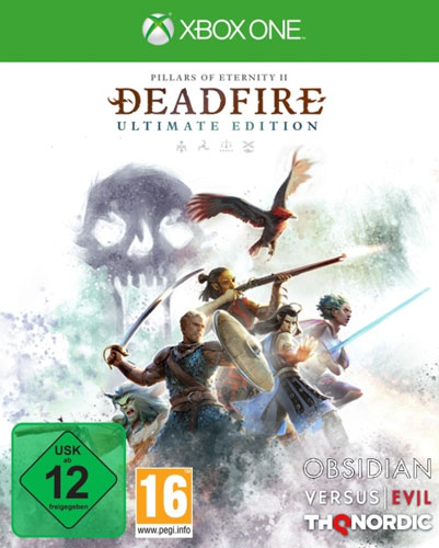 Pillars of Eternity 2 Deadfire  XB-ONE Ultimate Edition