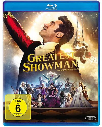 The Greatest Showman BR