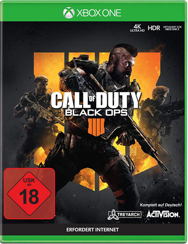 COD   Black Ops 4  XB-One Call of Duty