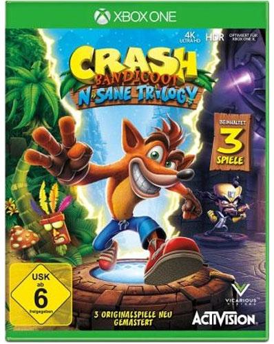 Crash Bandicoot   XB-One  N-Sane Tril.
