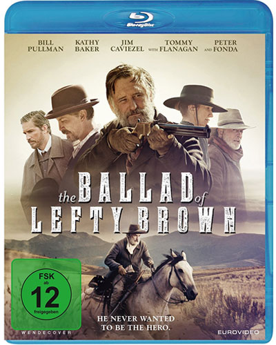 The Ballad of Lefty Brown BR