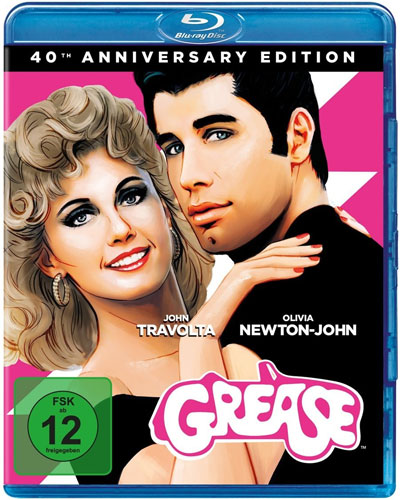 Grease 1 - remastered BR