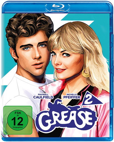 Grease 2 BR