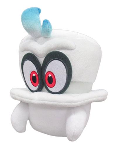 Merc Nintendo  Cappy  plüsch Super Mario Odyssey