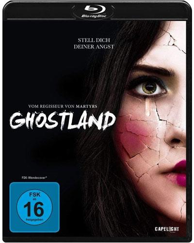 Ghostland (BR) Min: 91/DD5.1/WS   Caplight