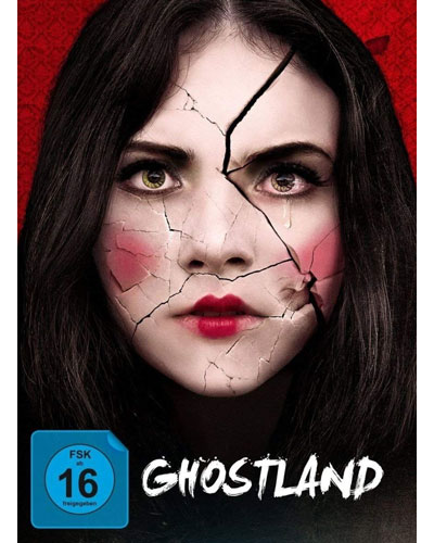 Ghostland (BR+DVD) LCE  Mediabook 2Disc Min: 91/DD5.1/WS  Limited Collectors Ed.