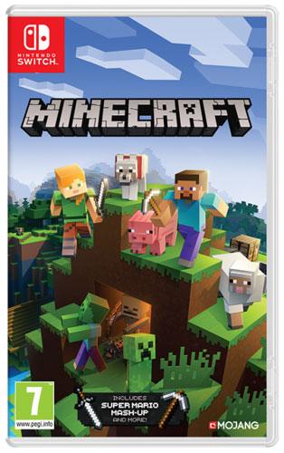 Minecraft  Switch  UK multi