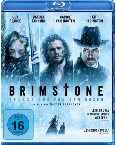 Brimstone (BR) Erlöse uns von dem Bösen
