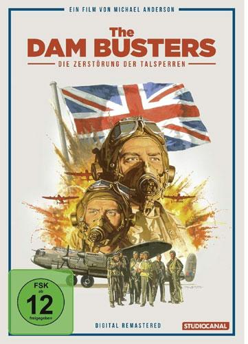 Dam Busters, The (DVD) S.E. 2Disc Die Zerstörung d.Talsperren, remastered