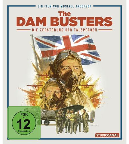 The Dam Busters S.E. Die Zerstörung der Talsperren BR