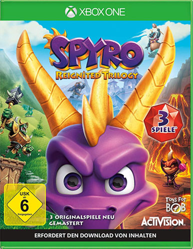 Spyro Reignited Trilogy  XB-One