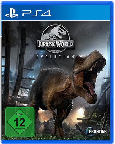 Jurassic  World Evolution  PS-4