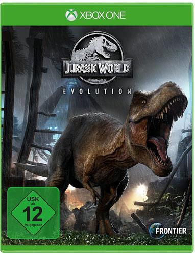 Jurassic  World Evolution  XB-One