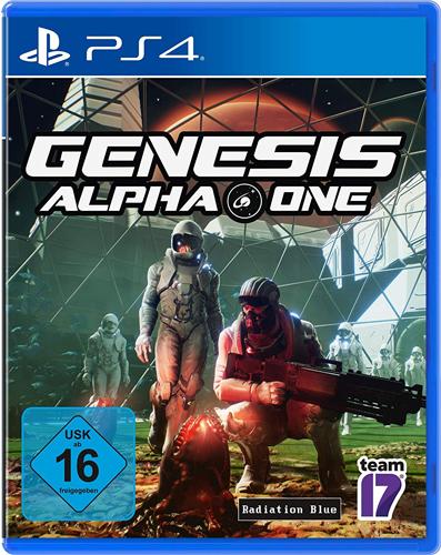 Genesis Alpha One  PS-4