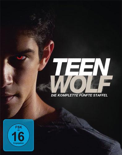 Teen Wolf - Staffel 5 (DVD) 7Disc Digi Min: 805/DD5.1/WS      Digi-Pack