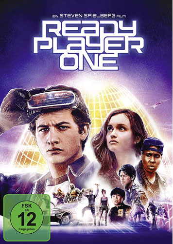 Ready Player One (DVD) Min: /DD5.1/WS