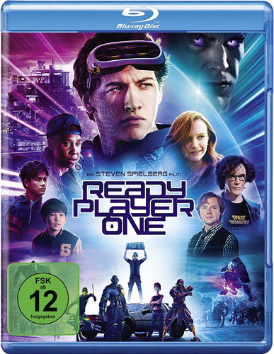 Ready Player One (BR)  +UV Min: /DD5.1/WS