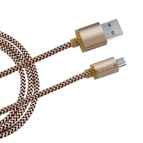 PS4 USB Ladekabel 3m Gold