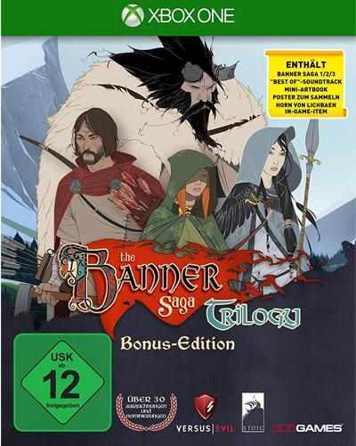 Banner Saga Trilogy  XB-One
