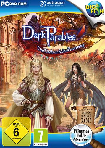 Dark Parables  PC Dieb und das Feuerzeug BIGFISH