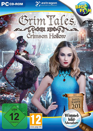 Grim Tales  PC  Crimson Hollow BIG FISH