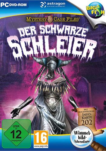Mystery Case Files  PC schwarze Schleier BIG FISH