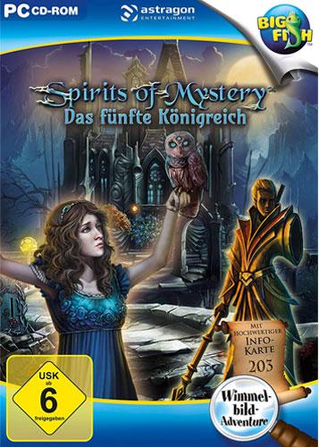 Spirits of Mystery  PC fünfte Königreich