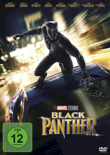 Black Panther (DVD) Min: 129/DD5.1/WS