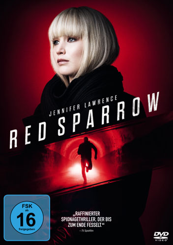Red Sparrow (DVD) Min: 137/DD5.1/WS