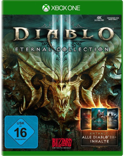 Diablo 3  XB-One  Eternal Collection