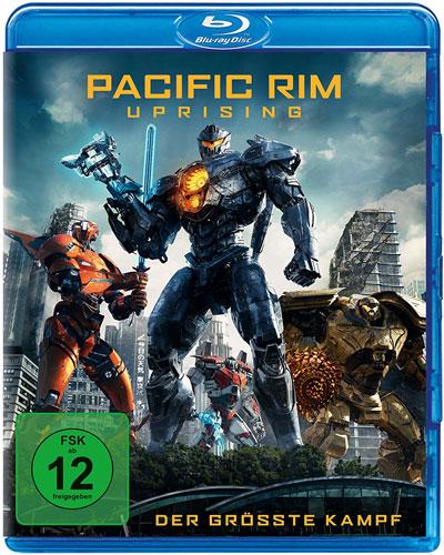 Pacific Rim #2: Uprising (BR) Min: 111