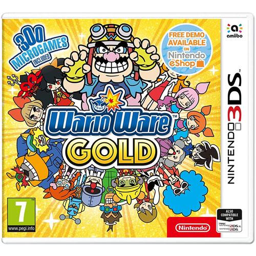 Wario Ware Gold  3DS  UK