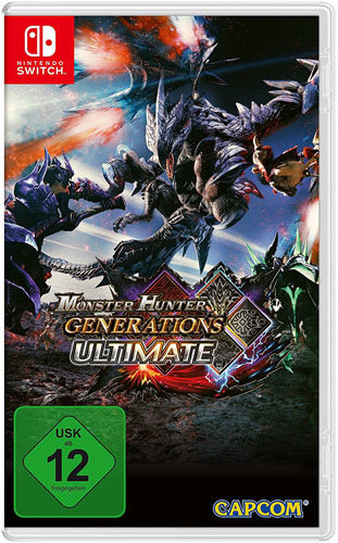 Monster Hunter  Generations  Switch Ultimate