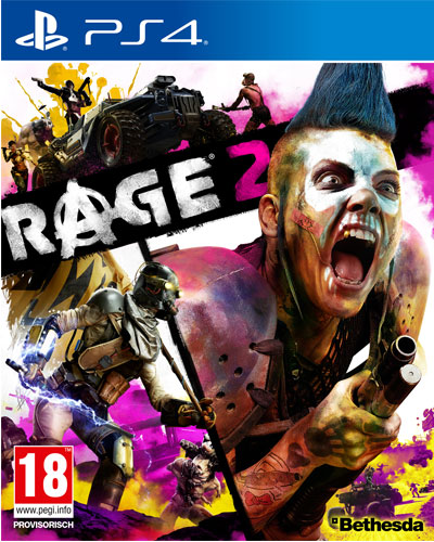 Rage 2  PS-4  AT
