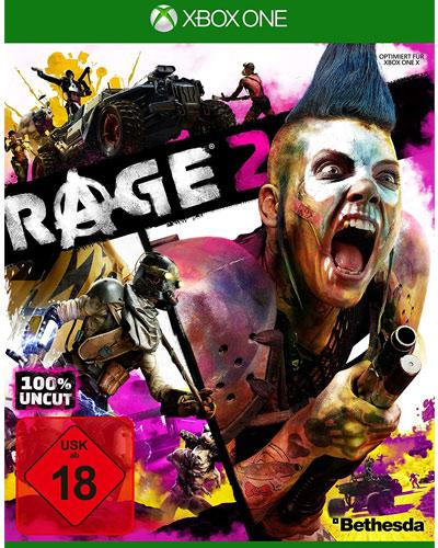 Rage 2  XB-One