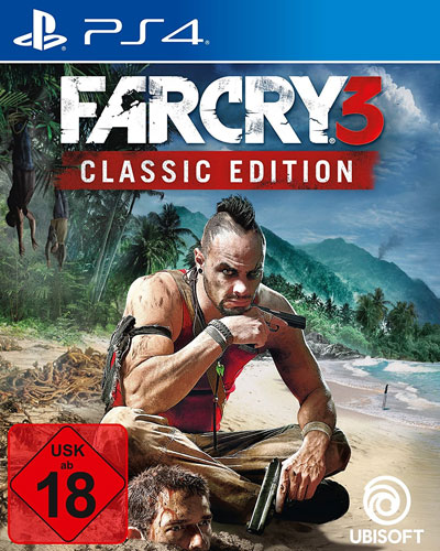 Far Cry 3  PS-4  Classic Edition