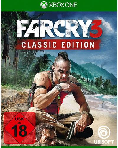 Far Cry 3  XB-One  Classic Edition