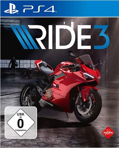 RIDE 3  PS-4