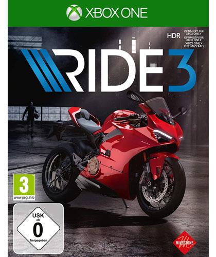 RIDE 3  XB-ONE