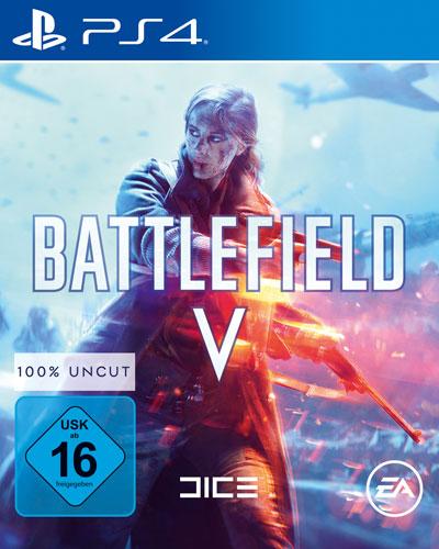 BF  5  PS-4 Battlefield 5