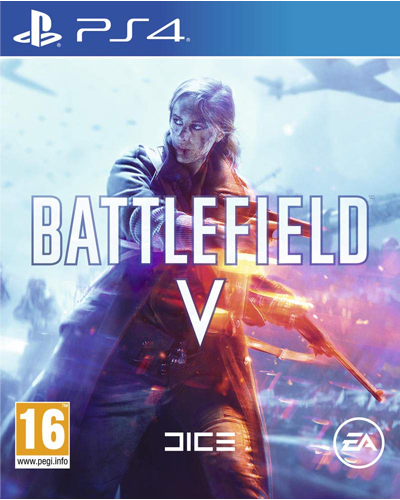Battlefield 5 AT PS-4