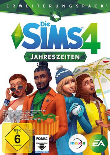 Sims 4  PC  Addon  Jahreszeiten EP5